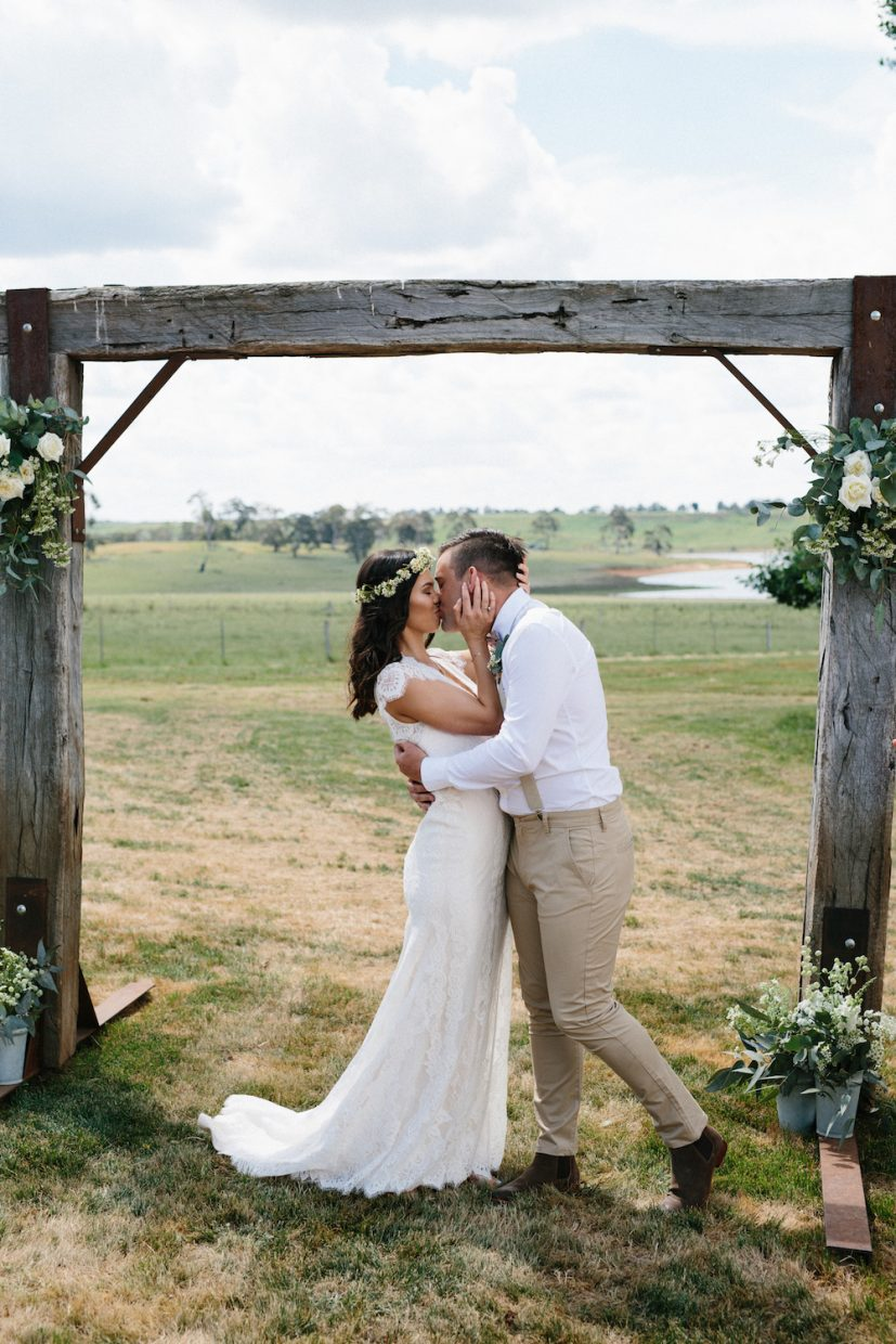 Gorgeous Rustic Country Wedding Malsbury VIC Best Wedding Photographer Melbourne Madeleine Chiller Photography 12