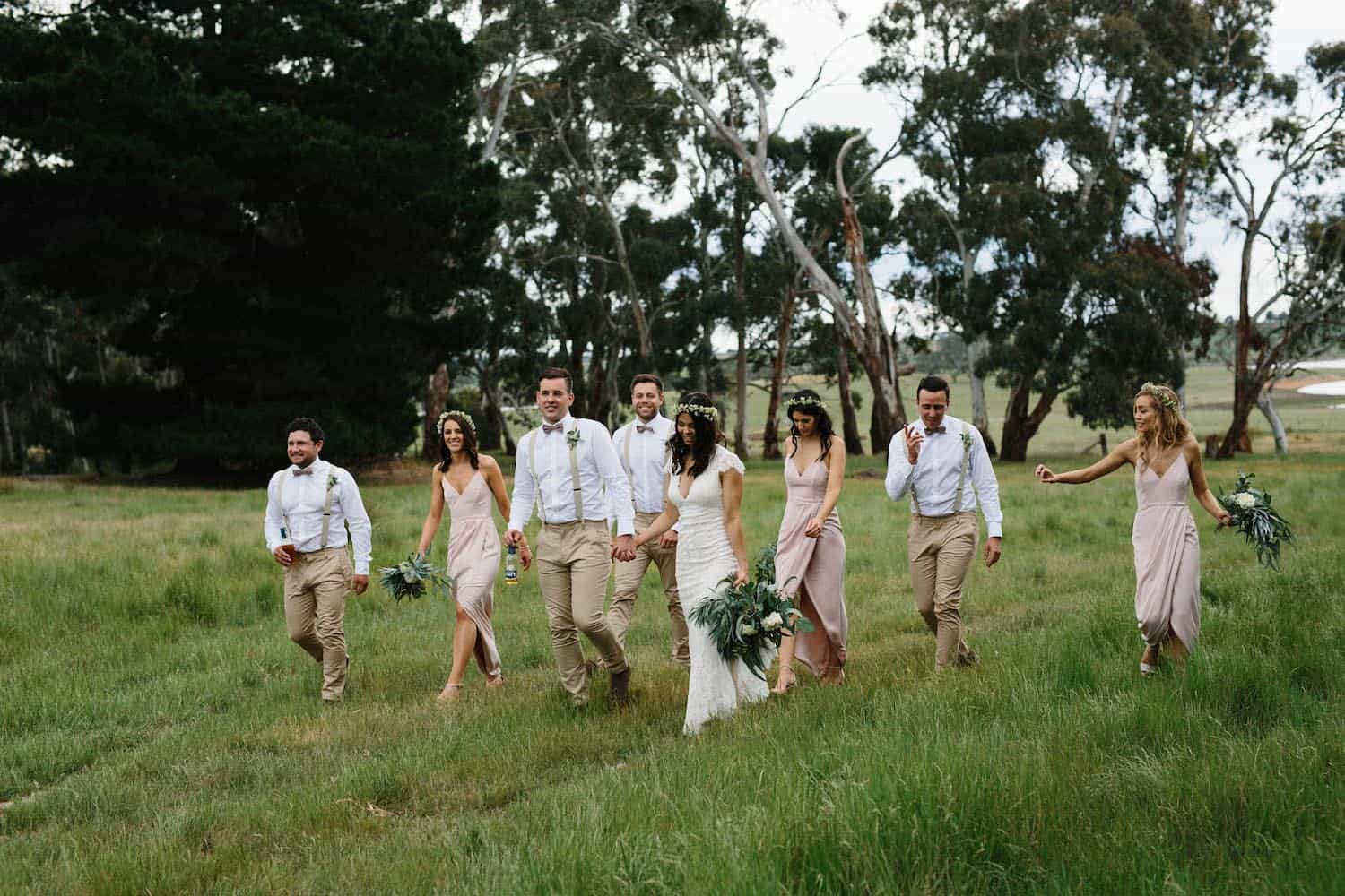 Gorgeous Rustic Country Wedding Malsbury VIC Best Wedding Photographer Melbourne Madeleine Chiller Photography 4