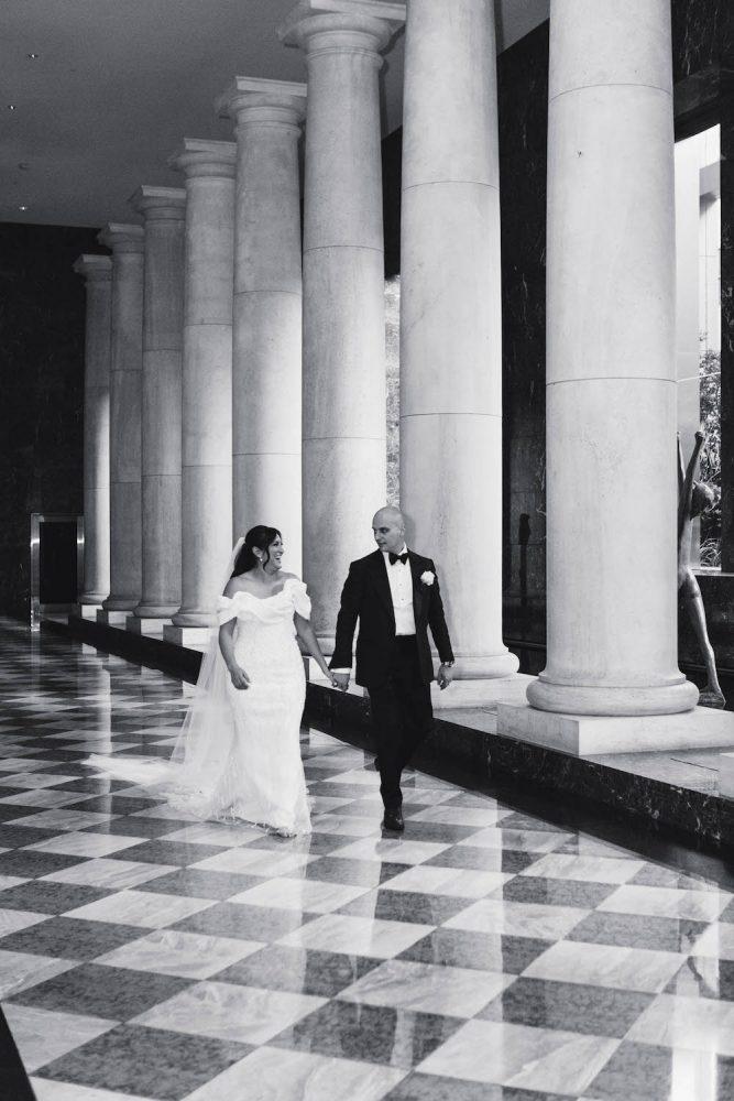 Park Hyatt Melbourne Wedding The Glasshouse Luxury Weddings Madeleine Chiller Photography 3