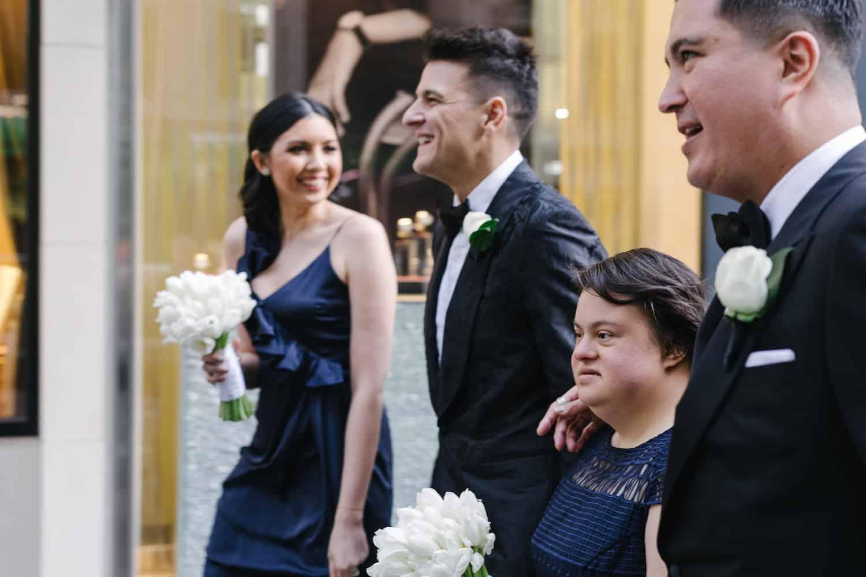 Park Hyatt Wedding The Glasshouse Luxury Weddings Madeleine Chiller Photography