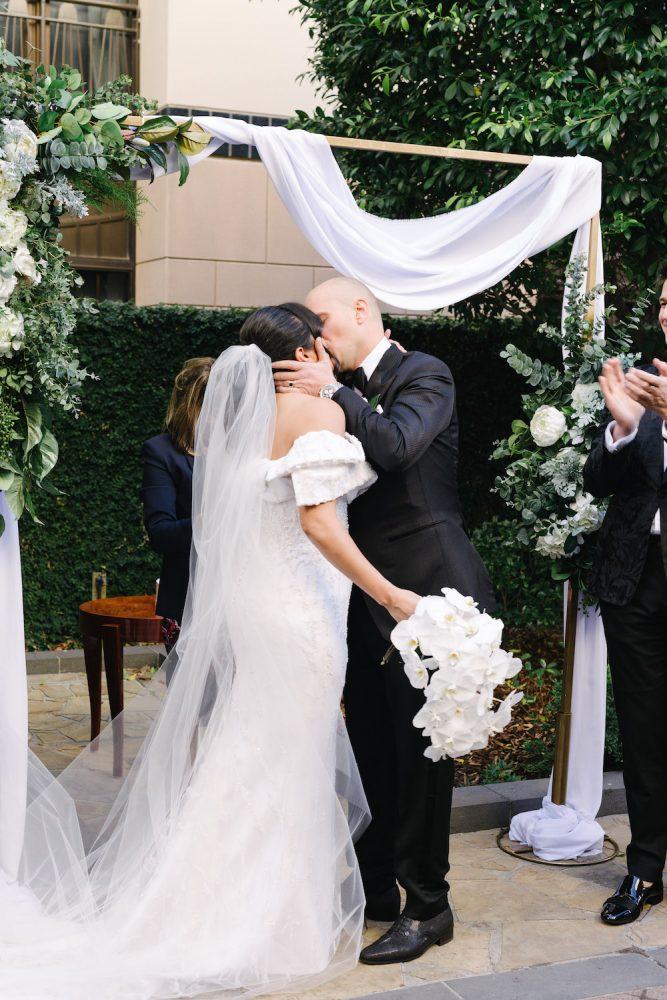 The Glasshouse Luxury Wedding Park Hyatt Melbourne Wedding Madeleine Chiller Photography 5