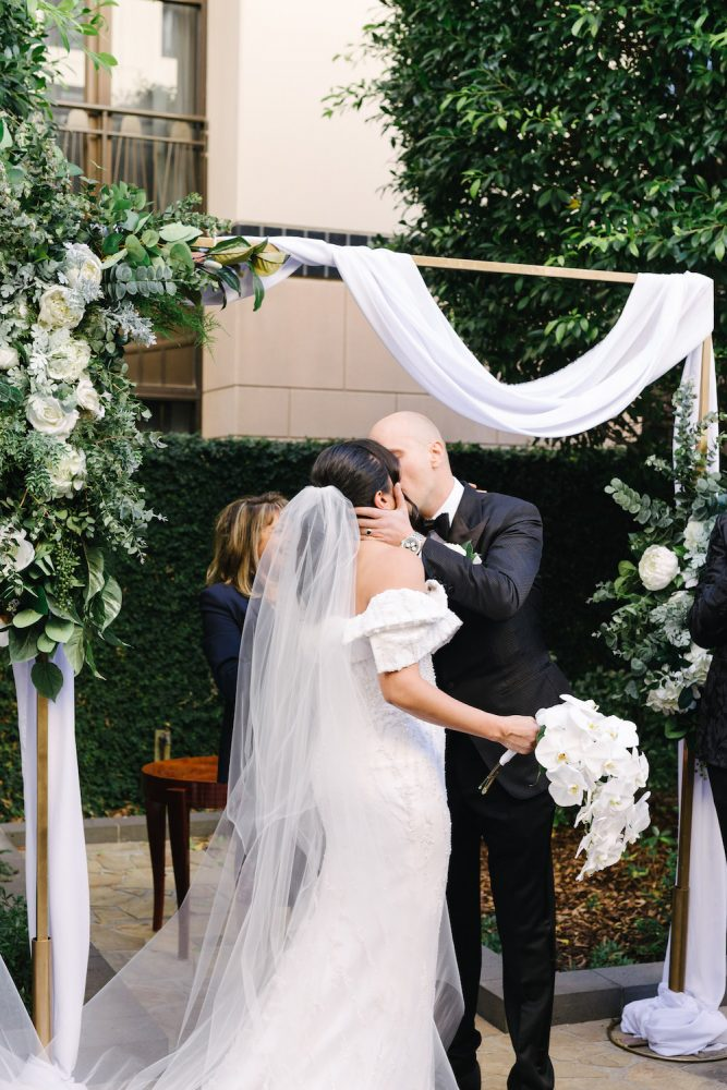 The Glasshouse Luxury Wedding Park Hyatt Melbourne Wedding Madeleine Chiller Photography 6