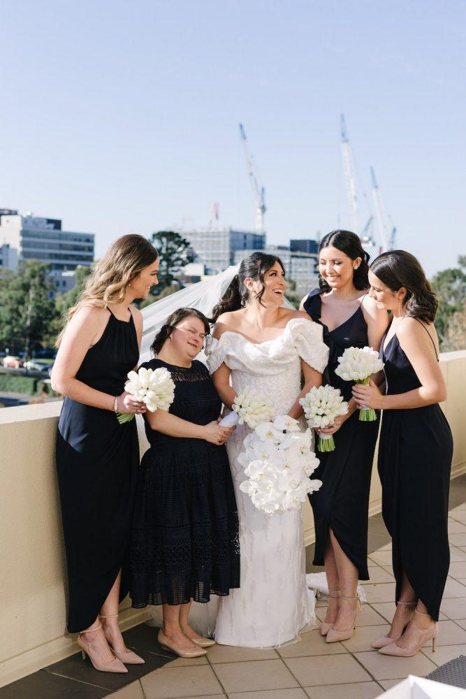 The Glasshouse Luxury Wedding Park Hyatt Melbourne Weddings Madeleine Chiller Photography 4