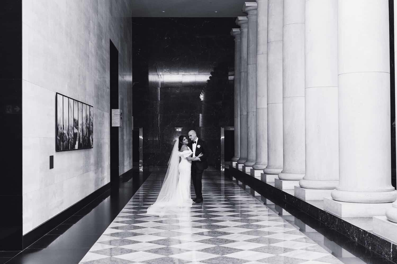 The Glasshouse Luxury Weddings Park Hyatt Melbourne Wedding Madeleine Chiller Photography 10