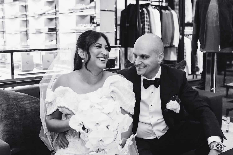 The Glasshouse Luxury Weddings Park Hyatt Melbourne Wedding Madeleine Chiller Photography 8