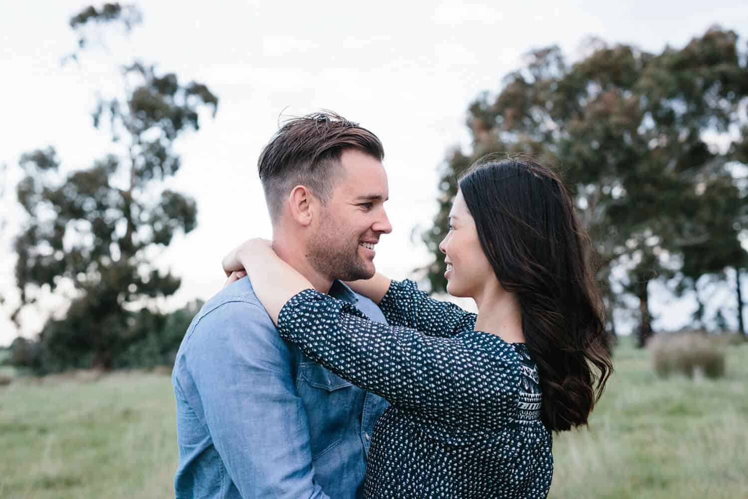 Engagement Photography Melbourne Couple Photography Madeleine Chiller Photographer Jordan and Andrew